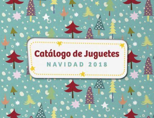 Catálogo de Navidad TOCTOYS 2018