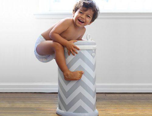 Ubbi, el mejor contenedor de pañales