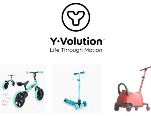 Llega la revolución Yvolution